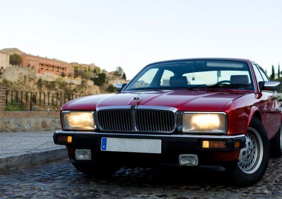 JAGUAR XJ 4.0 SOVEREING